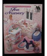 Annies Attic Nursery Doll Furniture Crochet Patterns - $14.99