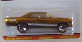 Hot Wheels Classics Series 1 1970 Gold Plymouth Roadrunner car #9 of 25 - New - $8.75