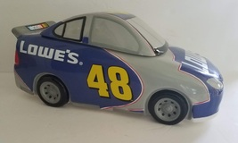 Nascar Jimmie Johnson #48 Lowe's Cookie Jar - Driver Collection dated 2004 - $51.00