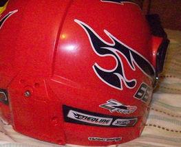Mattel Hot Wheels Racing Helmet with Sounds image 3