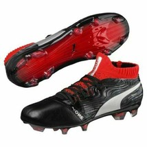 Youth Puma One 18.1 FG Soccer Cleats 104531-01 Boys futbol  - $36.79