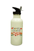 Fathers day new white water bottle  3 thumb200