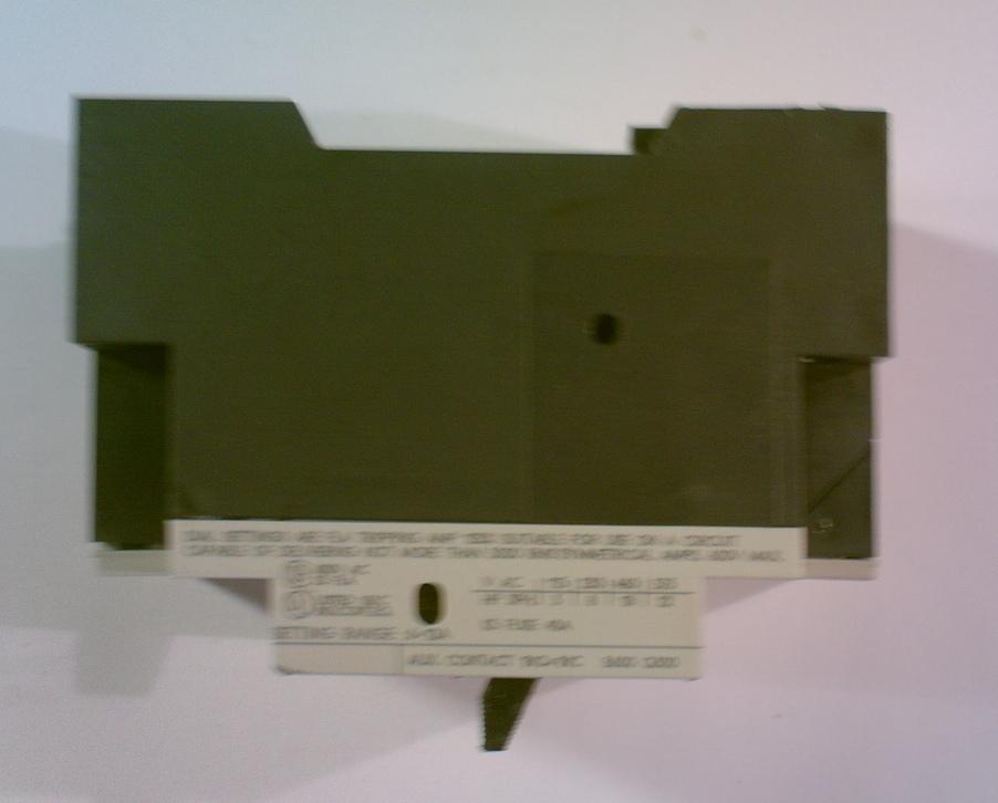 Siemens Starter Motor Protector 3VU1300-1ML00