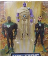 DC Universe Justice League Green Lantern, Despero, Katma Tui - New - $30.00