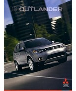 2008 Mitsubishi OUTLANDER sales brochure catalog 08 US XLS - $8.00