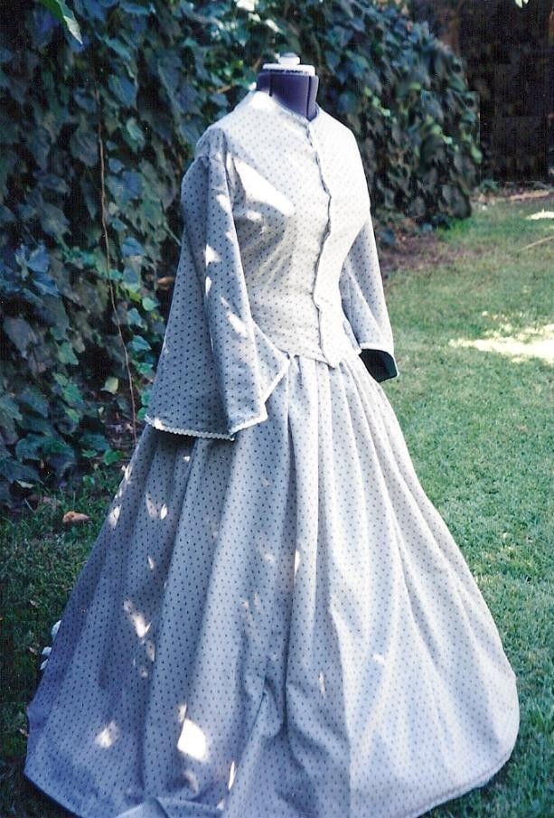 Primary image for Civil War Cotton Day Dress
