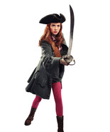 Amy Pond Pirate Coat Dr Who - $298.00