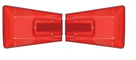 OER Reproduction Tail Lamp Lens Set 1966 Dodge Coronet - $188.08
