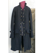 Pirates of the Caribbean Pirate Frock Coat - $400.00