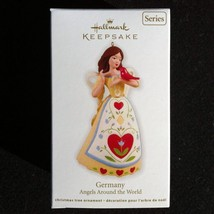 Hallmark 2012 Germany Angels Around the World Series Christmas Ornament ... - $16.99
