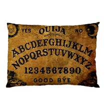 "NEW Ouija Board Pillow case 30""X20"" Full Size P... - $19.00"