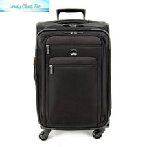 Delsey Luggage Helium Sky 2.0, Medium Checked Luggage, Spinner Suitcase,... - $126.59