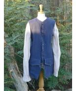 Jack Sparrow Pirate Vest Linen - $125.00