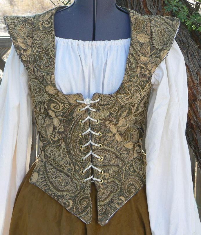 Primary image for Renaissance Bodice Front Lacing