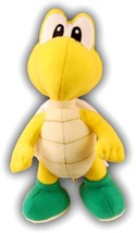 Super Mario Brothers Series 2: Koopa 6 Inch Plush NEW! - $23.95