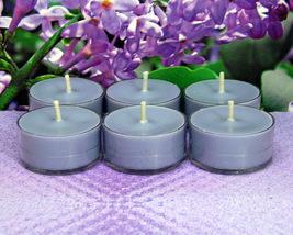Lilac PURE SOY Tea Lights (Set of 6) - $5.00