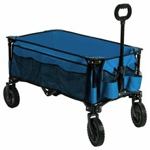 Timber Ridge Camping Wagon Folding Garden Cart Shopping Trolley Collapsi... - $13,258.24 CAD