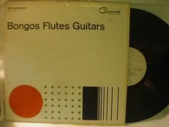 Los Admiradores - Bongos Flutes Guitars - Command RS812
