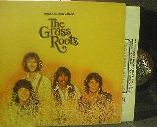 The Grass Roots - More Golden Grass - Dunhill Records DS 50087