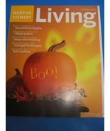 Magazine Martha Stewart Living October 2002 - $4.95