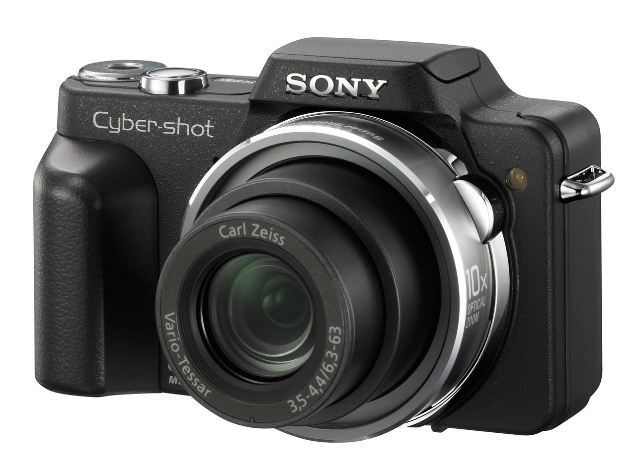 sony cyber shot_Sony Cyber-Shot DSC-H3 HD 1080 Digital Camera With Charger - Digital Cameras