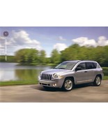 2007 Jeep COMPASS brochure catalog US 07 Sport Limited - $6.00