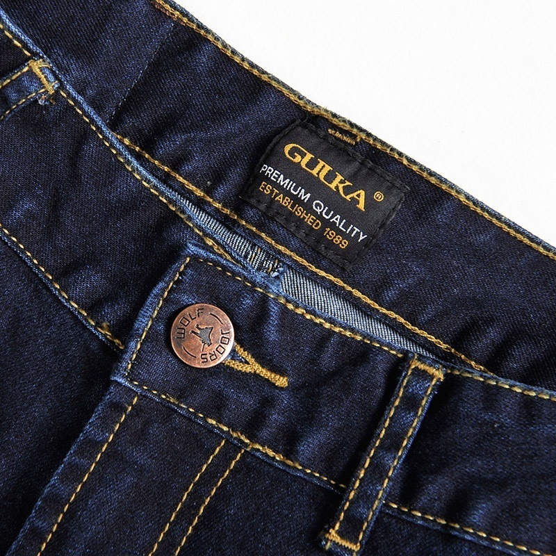 Men's Slim Fit Denim Jeans