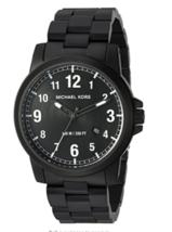 Michael Kors Men's Paxton Black Watch MK8532 - $219.95