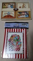 MARY ENGLEBREIT NOTE CARDS 8 CARDS/ENV. 2006 & 8 PLACE CARDS  2005 - $7.99