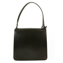 LOUIS VUITTON Black Monogram Vernis Mat Square Shoulder bag Limited Edit... - $1,375.11