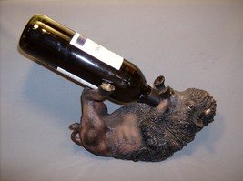 Buffalo Bottle Holder    Watering Hole   HD37099  ABC - £13.06 GBP