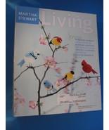 Magazine Martha Stewart Living April 2000 - $4.00