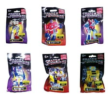 Transformers Limited Edition Collectable Mini Figures - Complete Set - $19.99