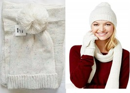 Charter Club Donegal 2 pc Set Hat and Scarf  - $11.87
