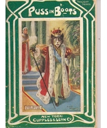 Puss In Boots Cupples & Leon Company Twilight Series c 1908 - $25.00