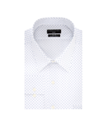 Shaquille O'Neal XLG Mens Long Sleeve Dress Shirt Size 18/38-39 New Delf... - $26.99