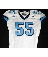 UNC Tarheel GAME USED WORN FOOTBALL JERSEY SIZ... - $39.00