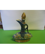 Vintage Jim Beam 1962 Blue Decanter Bottle Rega... - $39.99