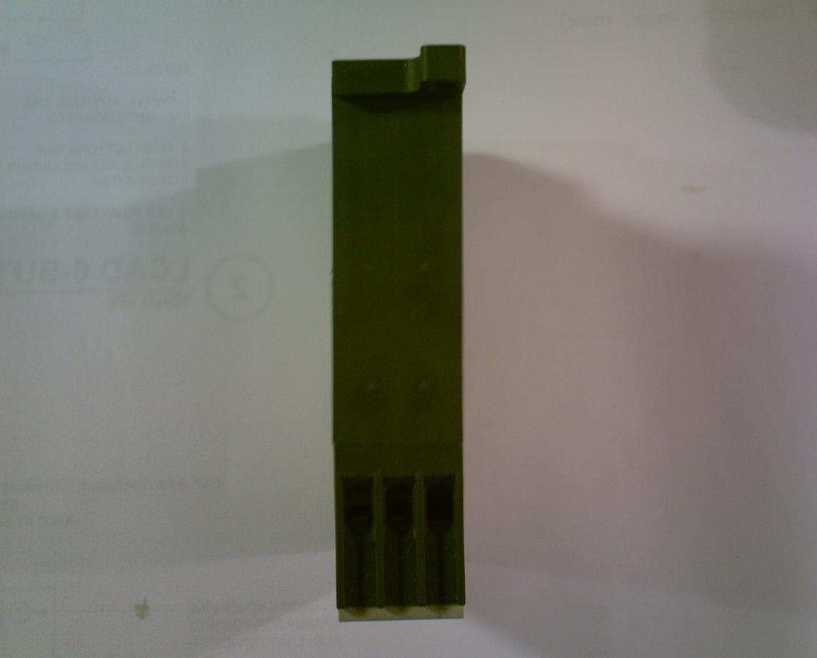 Siemens Timing Relay 7PU5220-1AN20