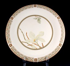 Royal Doulton White Nile Dinner Plate TC1122 New China - $19.99