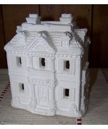Plaster Village House Ready to Paint - Unfinished California Creations - $9.99