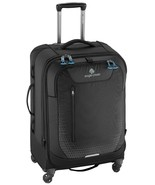 "NEW EAGLE CREEK EXPANSE 26"" AWD 4 WHEEL SPINNER LUGGAGE BLACK - $236.61"