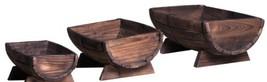 Leigh Country Half Barrel Planter, 3-Piece - $72.32