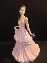 Royal Doulton Pretty Ladies Michelle 2013 Figurine HN5620  - $196.02