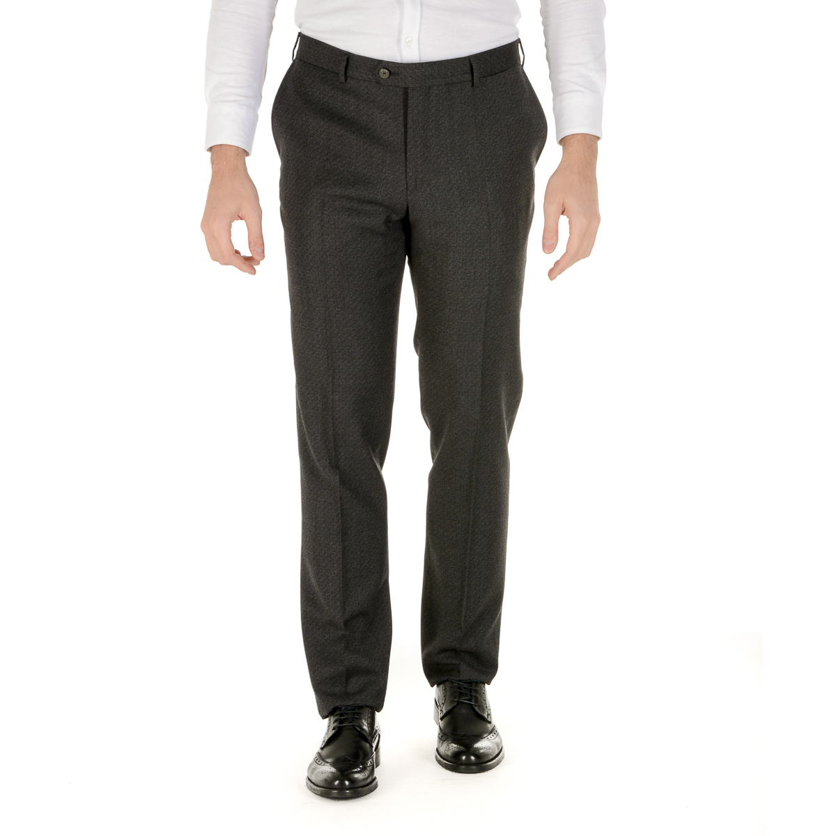Primary image for Pal Zileri Mens Pants Dark Grey