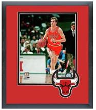 "John Paxson Circa 1994-1995 Chicago Bulls - 11"" x 14"" Matted/Framed Photo - $43.55"