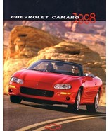 1998 Chevrolet CAMARO brochure catalog US 98 Z28 SS Chevy - $9.00