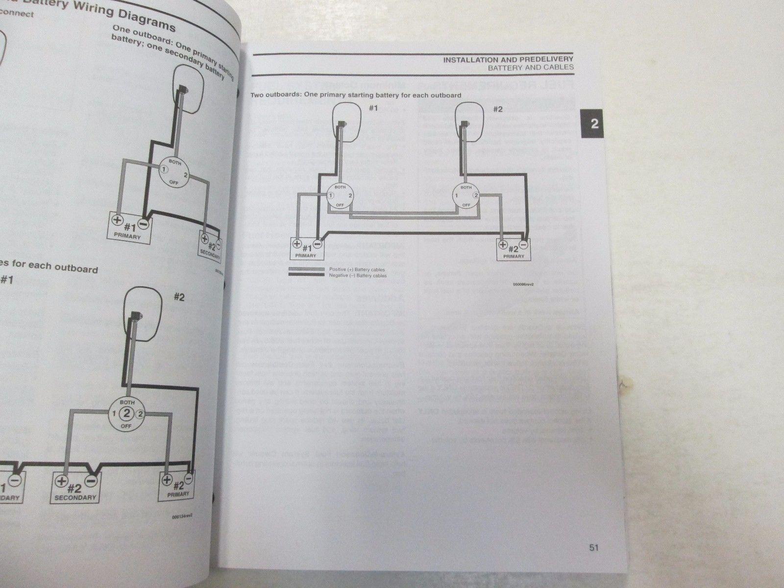 2004 Evinrude Sr E Tec 40 50 Service Repair And Similar Items Wiring Diagram 2015 Manual Boat Factory Oem Dealership