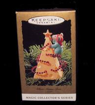 Hallmark 1995 Chris Mouse Tree Light  - $8.95