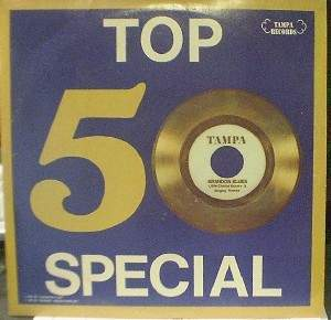 Top 50 Special - BRANDON BLUES Little Charlie Victory - Tampa TA-109 - 3 LP's